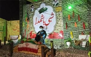 ویژه برنامه ولادت رسول اکرم(ص) و یادواره شهدای دانش آموز در بوشهر برگزار شد