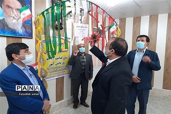 نواختن زنگ استکبار ستیزی در مدارس  دشتستان