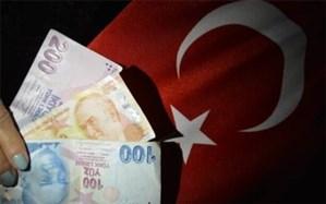 ریزش پی در پی لیر ترکیه