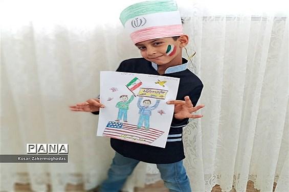 برنامههای مجازی مدارس رباطکریم به مناسبت ولادت پیامبر اکرم(ص) و روز دانشآموز