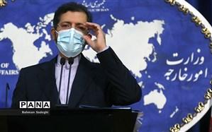 قدردانی  وزارت امور خارجه از اهدای ۲۵۰ هزار دوز واکسن توسط چین