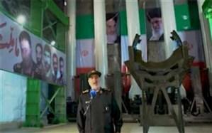 «تیربار موشکی» سپاه پاسداران انقلاب اسلامی رونمایی شد