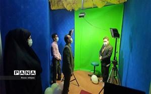 افتتاح استودیوی ضبط محتوای آموزشی در بهارستان یک