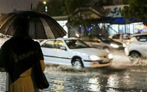 آمادهباش نیروهای خدمات شهری تبریز در پی پیشبینی بارش