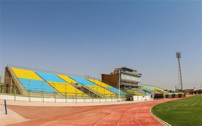 ورزشگاه تختی آبادان