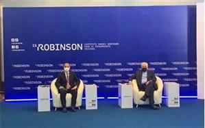 ظریف در نشست مشترک ونزوئلا و ایران در دفاع از جهان نوین حضور یافت