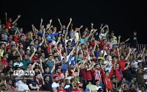 آرزوی موفقیت استاندار برای تیم فوتبال نساجی مازندران در لیگ برتر