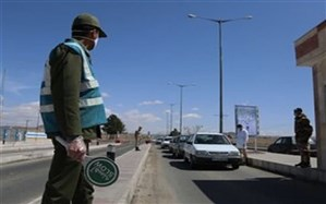 شمار خودروهای ورودی به اصفهان ۲۴ درصد کاهش یافت