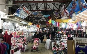 وضعیت قرمز اقتصاد بازار آستارا در روزگار کرونایی