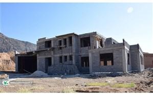 رشد 50 درصدی ساخت مرکز جدید کانون پرورش فکری کودکان و نوجوانان در خرمآباد
