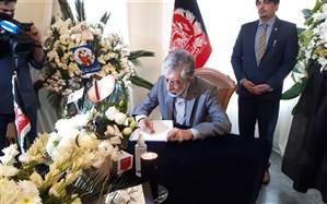 حدادعادل: مردم ایران با ملت افغانستان همدردی می کنند