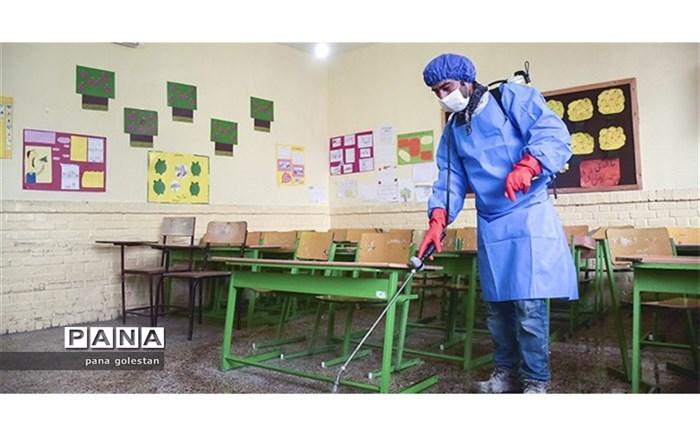 کسب عملکرد مطلوب مدارس گلستان در رعایت پروتکل های بهداشتی قابل تقدیر است
