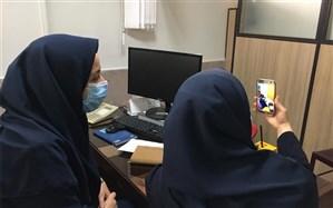 بازدیدهای برخط از مراکز تحت نظارت در روزهای کرونایی