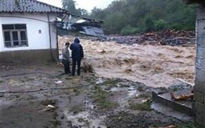هشدار مدیریت بحران گیلان برای تمهید مقابله با حوادث ناشی از بارش باران