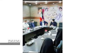 برگزاری جلسه شورای آموزش وپرورش  شهرستان حمیدیه