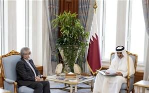 امیر قطر: ایران را شریک راهبردی خود میدانیم