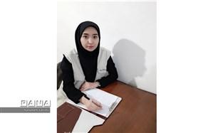 کسب رتبه نخست کشوری در رشته خبرنویسی «جشنواره آینه زمان» توسط دانش آموز خبرنگار مشهدی