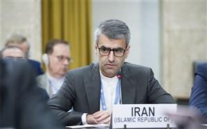 آزار اتباع ایران به بهانه های سیاسی و نقض تحریم های غیر قانونی آمریکا
