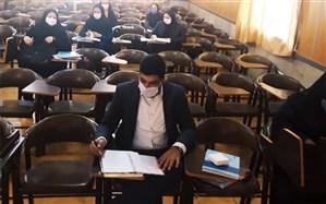 برگزاری دوره کارآموزی نیروهای جدیدالورود به مراکز آموزشی و توانبخشی در ناحیه یک شهرری