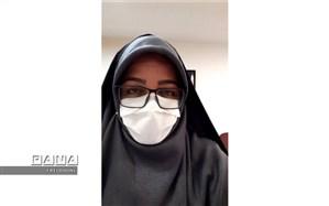 هشتمین وبینار معاونان و مربیان پرورشی منطقه چهار برگزار شد