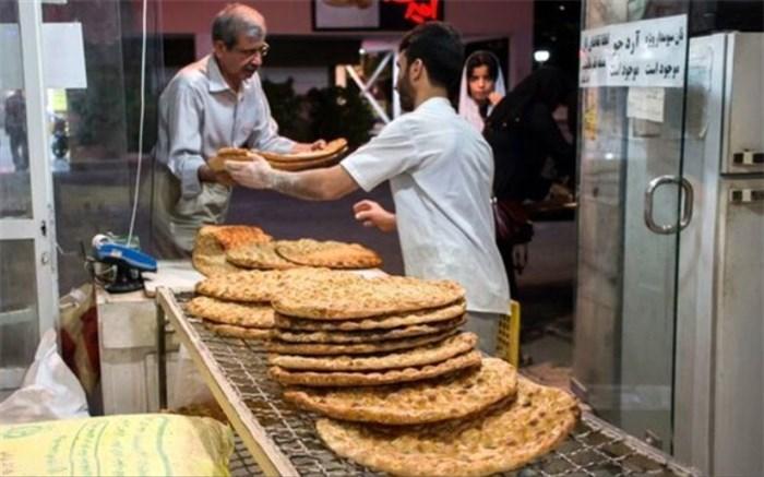 جدال نان و کرونا در نانوایی ها