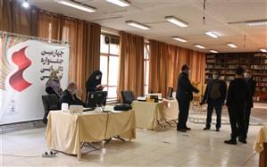بازدید معاون پرورشی شهر تهران از مقدمات برگزاری جشنواره دانایی توانایی