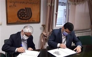 امضای توافق نامه همکاری مشترک میان اداره کل آموزش و پرورش و آموزش فنی و حرفه ای استان گیلان