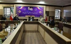 تشریح طرح تعالی خانواده در جلسه ستاد ساماندهی جوانان شهرستان ملارد