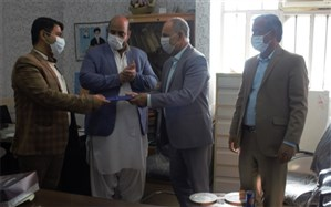رییس سازمان دانش آموزی آموزش و پرورش عشایری استان منصوب شد