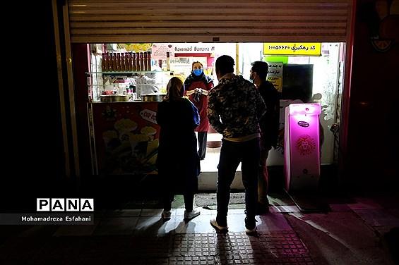 ساری، آمل و بهشهر در آستانه تعطیلی کرونایی