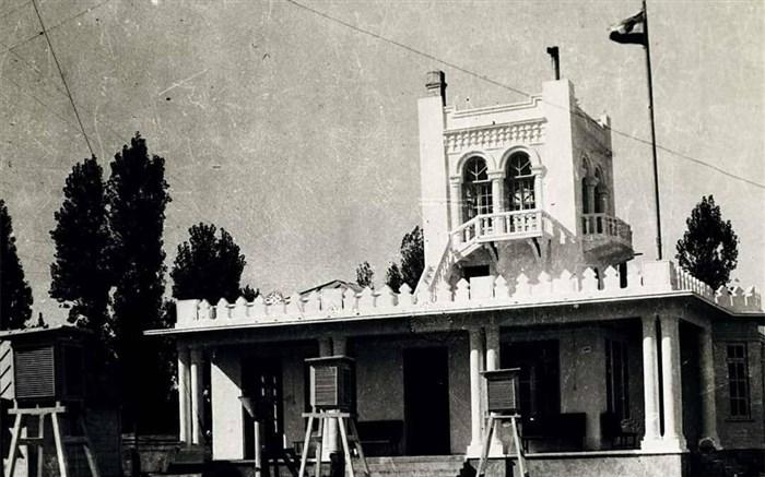 بنای تاریخی هواشناسی بندرانزلی ثبت ملی شد