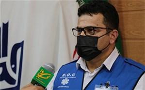 بستری ۲۲۵ بیمار در بخشهای کرونایی بیمارستانهای استان بوشهر