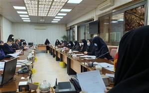 شرکت منتخبین شورای دانش آموزی منطقه 1 درجلسات کمیته پژوهش