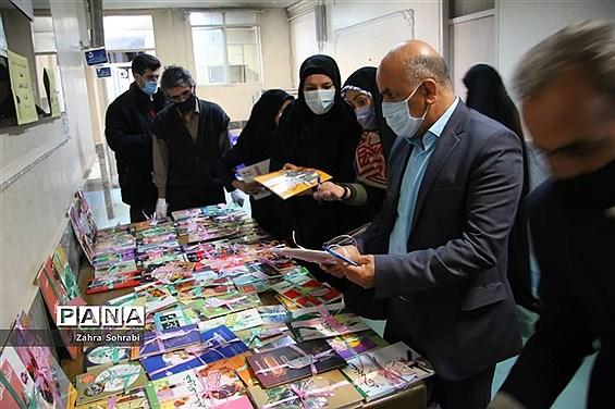 پویش اهدای کتاب رایگان درآموزش و پرورش اسلامشهر