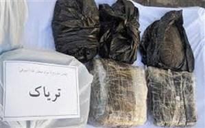 کشف بیش از 9 کیلو تریاک در زنجان