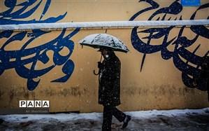 کاهش ۱۲ درجهای دما در برخی استانهای کشور