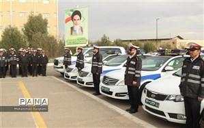 آغاز طرح زمستانی پلیس راهور تهران بزرگ از امروز