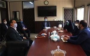 جلسه راهکارهای اجرایی طرح ایران مهربان با مشارکت کمیته امداد امام خمینی برگزارشد
