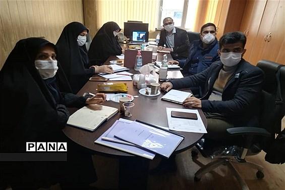 دومین جلسه  دوره آموزشی تربیت مدرس کشوری در استان البرز