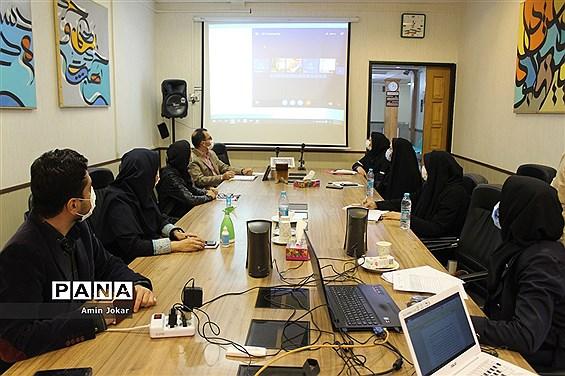 نخستین دوره  کشوری تربیت مدرس خبرنگاری پانا به صورت وبینار