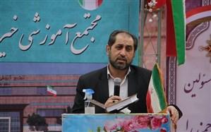 آغاز عملیات احداث 3 باب مجتمع آموزشی خیرساز در آموزش و پرورش ناحیه 2 شیراز