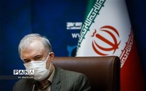 وزیر بهداشت: اجازه آزمایش انسانی واکسن ایرانی کرونا چهارشنبه صادر میشود