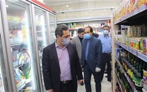 اجرای طرح تشدید بازرسی و نظارت بر اصناف در شهرستان اسلامشهر