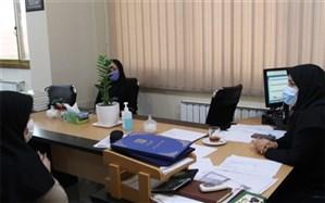 تشکیل کمیته  حمایت از بیماران مبتلابه کووید-19در احمدآباد مستوفی