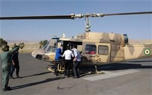 امضای تفاهمنامه وزارت دفاع و شهرداری تهران با موضوع امداد هوایی