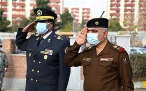 فرماندهان نیروی پدافند هوایی ایران و عراق دیدار کردند