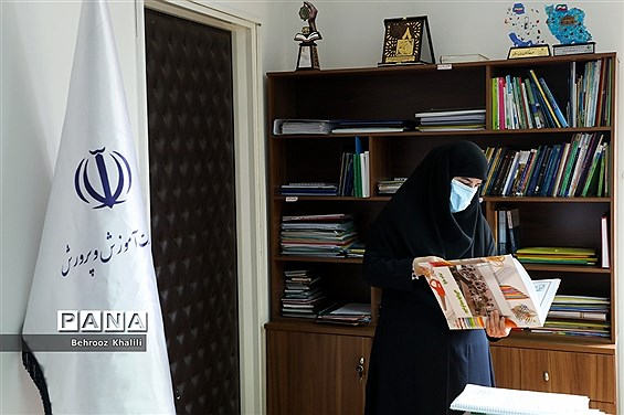 مصاحبه اختصاصی پانا با رضوان حکیم زاده معاون آموزش ابتدایی وزیر آموزش و پرورش