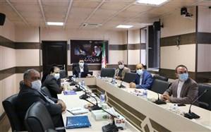جلسه هماهنگی اجراء و تحقق سیاستها، برنامهها و مصوبات ستاد ملی مبارزه با کرونا