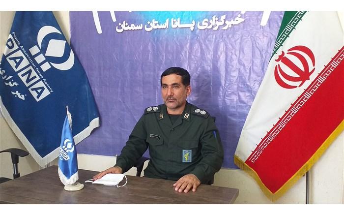 اجرای ۱۷۴ عنوان برنامه به مناسبت هفته بسیج در شهرستان سمنان