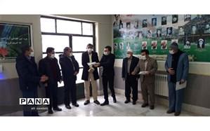 برگزاری آیین تجلیل از فرهنگیان بازنشسته مهر ۹۹ کلات